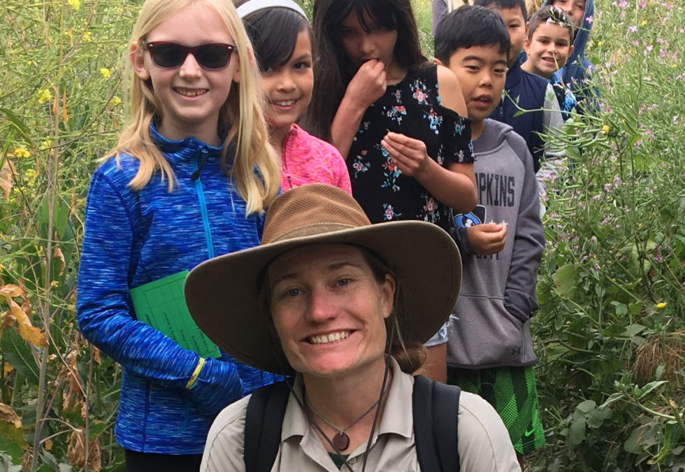 Environmental Education Helps Kids Fall in Love with Peninsula Nature