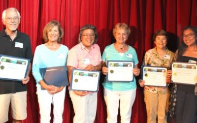 Recognition Event Celebrates Outstanding Volunteers
