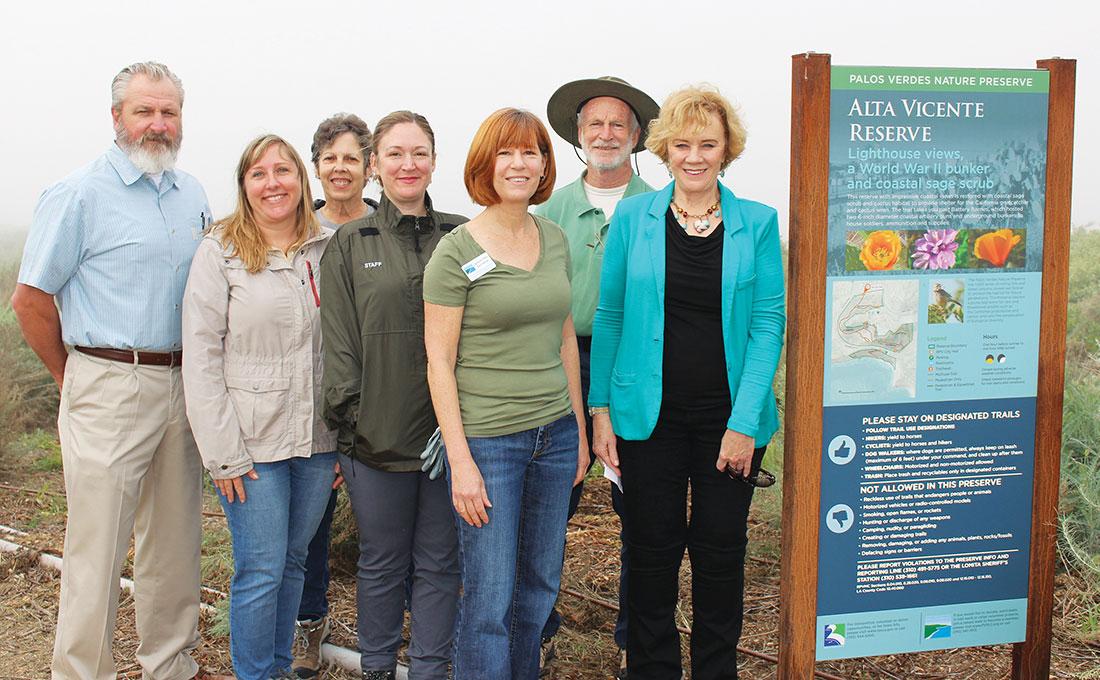 Palos Verdes Peninsula Land Conservancy
