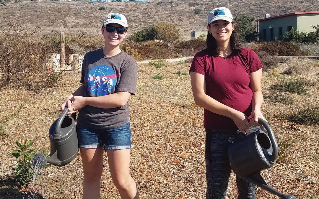 Conservancy Volunteers Prepare for Spring