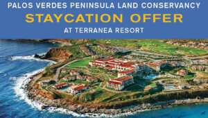 Give Early Staycation Terranea